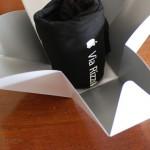 La T-Shirt Omaggio dell'inaugurazione dell'Apple Store Via Rizzoli Bologna