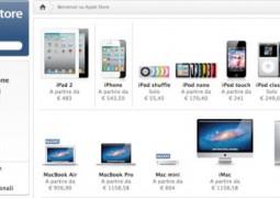 Apple Store Online IVA 21%