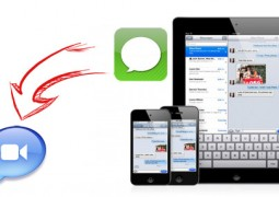 iMessage integrato in iChat su OS X Lion