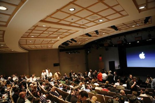 Il Town Hall Auditorium a Cupertino