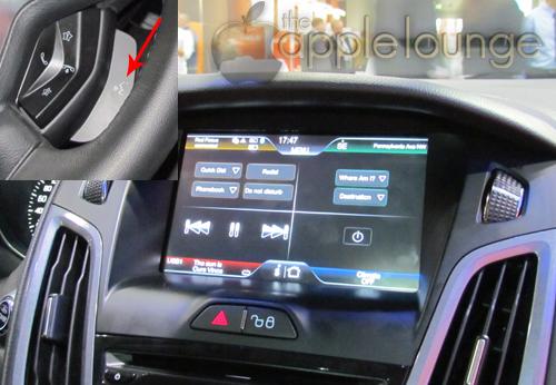 SYNC su Ford Focus allo SMAU 2011
