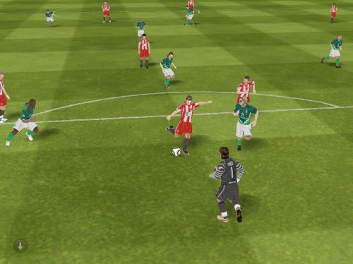 FIFA 12 Vs PES 12 iOS