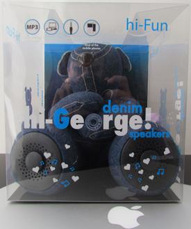 hi-George by hi-Fun - The Apple Lounge