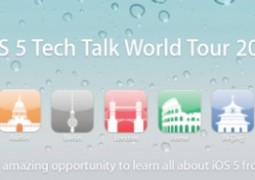 iOS 5 Tech Talk Tour