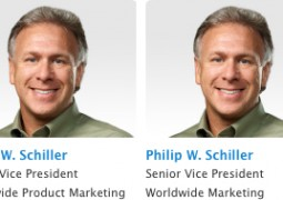 Nuova nomina per Philip W. Schiller, SVP Worldwide Marketing - The Apple Lounge