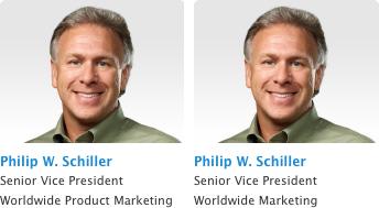 Nuova nomina per Philip W. Schiller, SVP Worldwide Marketing - The Apple Lounge