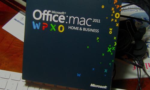 Office mac ipad