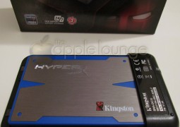 Custodia esterna per HD del Kingston SSD HyperX 240 GB Upgrade Kit - The Apple Lounge