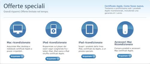 Ricondizionati Apple - The Apple Lounge
