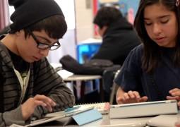 Studenti con iPad - TheAppleLounge.com