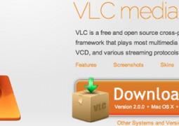 Disponibile VLC 2.0.0 - TheAppleLounge.com