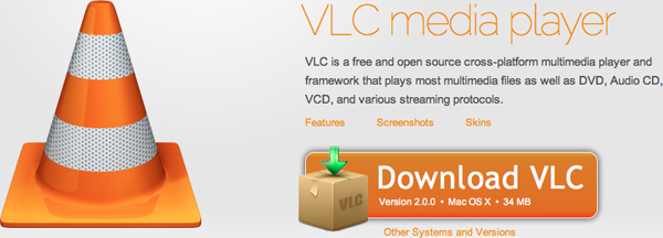 Disponibile VLC 2.0.0 - TheAppleLounge.com