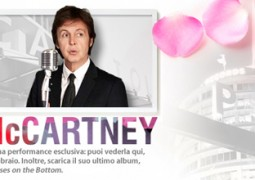 Paul McCartney in Concerto su iTunes e Apple TV - TheAppleLounge.com