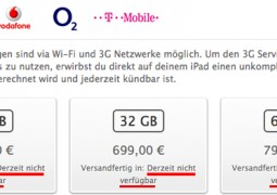Vendite bloccate in Germania per iPad 2, iPhone 4 e iPhone 3GS
