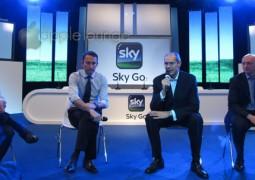 Confernza Stampa SKY del 02 marzo 2012 a Milano per la presentazione di SKY GO su iPhone e Mac - TheAppleLounge.com