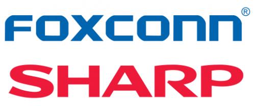 Foxconn e Sharp logo