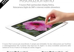 Nuovo iPad, da MediaWorld in 10 rate a TAN 0 e TAEG 0