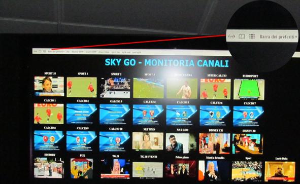 Visita a Sky dopo la conferenza di Sky Go del 02 marzo 2012 - TheAppleLounge.com