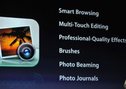 iPhoto per iPad