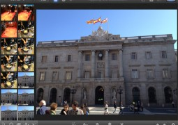 schermata iPhoto