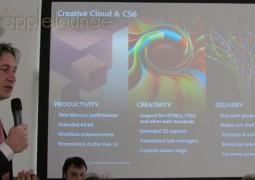 Adobe Creative Suite 6 e Adobe Creative Cloud, presentazione italiana a Milano il 23 aprile 2012 - TheAppleLounge.com