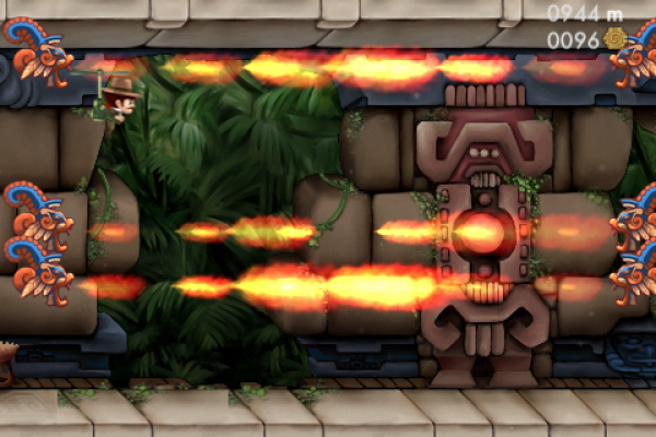 Jungle Run iOS