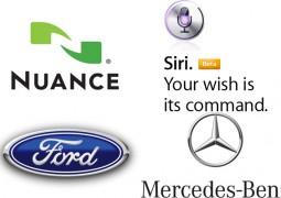 Linguaggio naturale e automobili, Nuance e Siri per Ford e Mercedes - TheAppleLounge.com