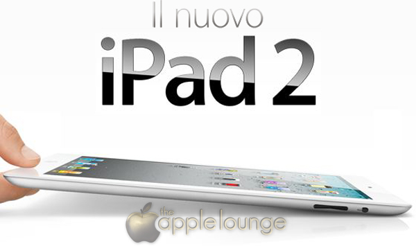 Nuovo iPad 2 A5 32nm - TheAppleLounge.com