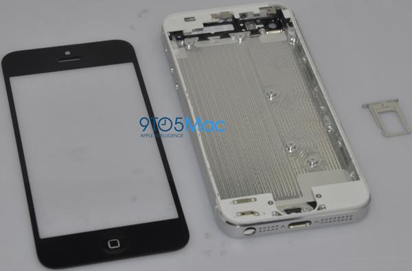 Nuovo iPhone 5, probabile fronte e retro - TheAppleLounge.com