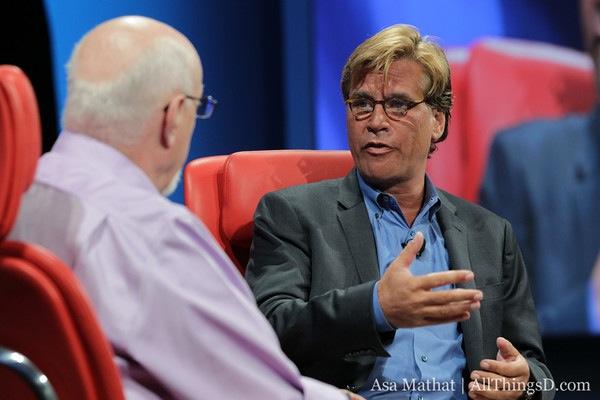 Aaron Sorkin parla del film su Steve Jobs alla D10 The