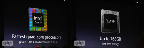 MacBook Pro Next Generation, GHz + SSD - TheAppleLounge.com