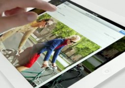 Spot iPad