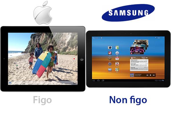 Apple iPad Vs Samsung Tab - TheAppleLounge.com
