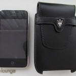 Porta iPhone o iPod touch Maserati, raffronto con un iPhone 3GS - TheAppleLounge.com