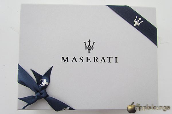 Porta iPhone o iPod touch Maserati, scatola - TheAppleLounge.com