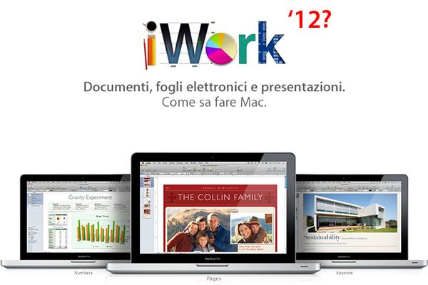 iWork '12 arriverà con OS X Mountain Lion - TheAppleLounge.com