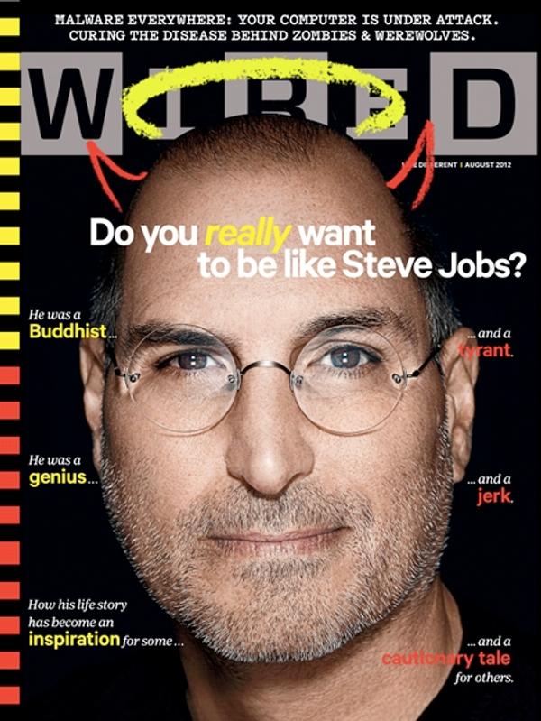 Steve Jobs Wired