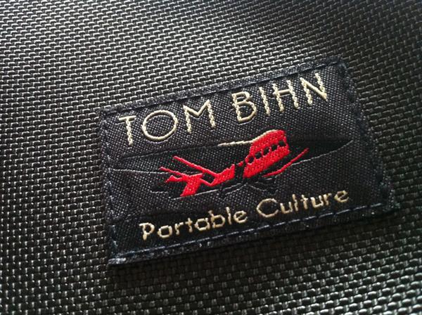 Recensione Tom Bihn Ristretto 13''
