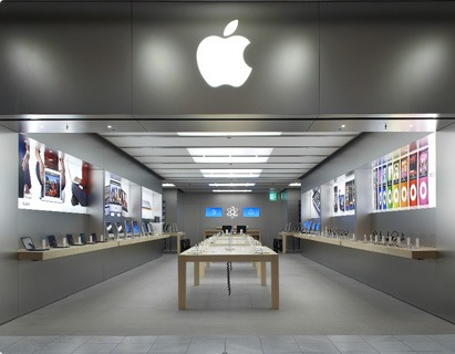 apple store retail