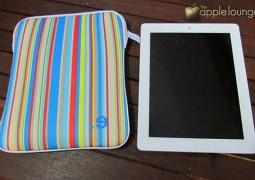 be.ez LA robe Allure Estival per nuovo iPad 2012 (Special Edition), second skin affiancata al Nuovo iPad - TheAppleLounge.com