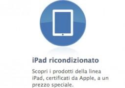 iPad ricondizionato (immagine in evidenza) - TheAppleLounge