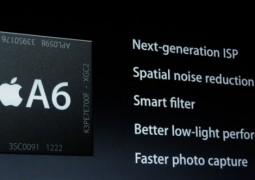 apple a6 iphone 5