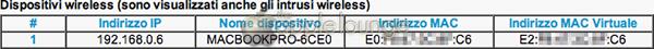 NETGEAR WN3000RP Universal WiFi Range Extender, impostazione elenco accessi dei MAC address - TheAppleLounge.com