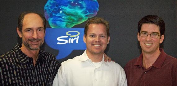 Siri founders