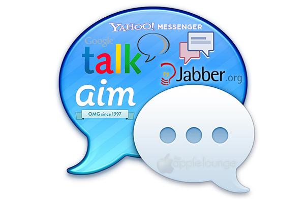 Come usare Apple Messaggi con Google Talk, AIM, Yahoo Messenger, Facebook chat e Jabber - TheAppleLounge.com