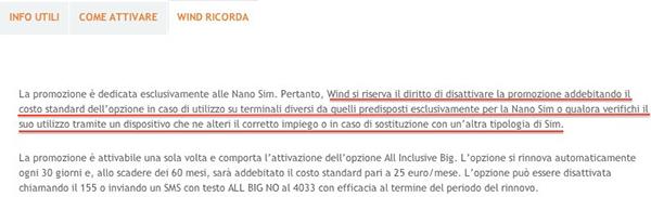 Offerta WIND iPhone 5, promozione NanoSim - TheAppleLounge.com