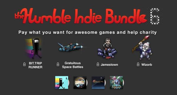 Humble Indie Bundle 6