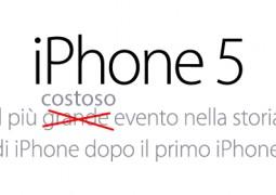 iPhone 5, i prezzi del costoso telefono di Apple penalizzano l'Italia - TheAppleLounge.com