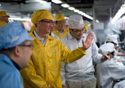 tim cook foxconn iphone