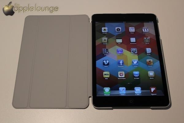 Zeta Slim Cover Puro iPad mini